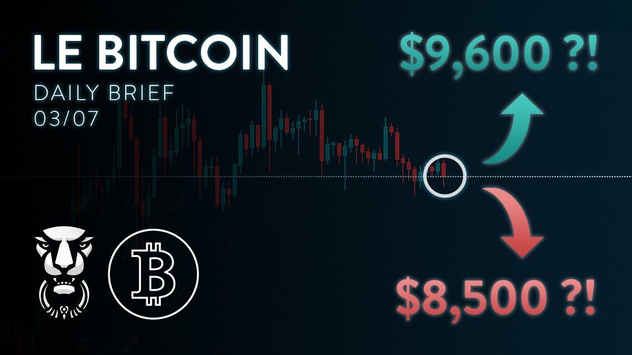 LE BTC INSTITUTIONNEL GBTC CHUTE ! BITCOIN SUIVRA-T-IL ?! - Analyse - SHAD Crypto FR Bitcoin Altcoin