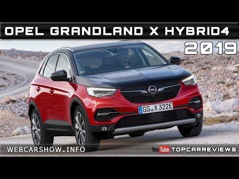 2019 Opel Grandland X Hybrid4 Release Date >> 2019 Opel Grandland X Hybrid4 Review Rendered Price Specs