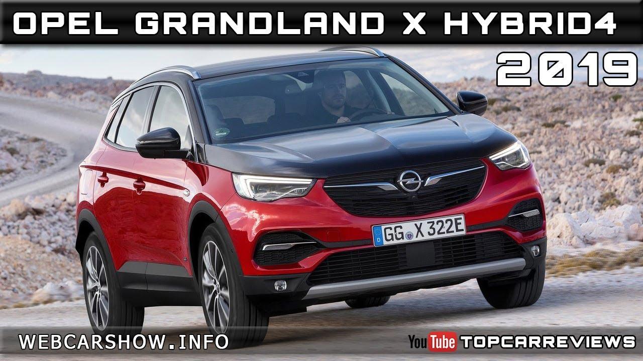 2019 Opel Grandland X Hybrid4 Release Date >> 2019 Opel Grandland X Hybrid4 Review Rendered Price Specs Release Date