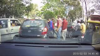 Road Rage in Bengaluru