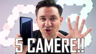 Nokia 9 - 5 Camere!!