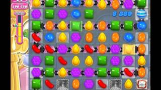 Candy Crush Saga Level 1023 (No booster, 3 Stars)
