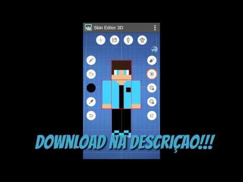 Download De Uma Skin De MinecraftSkin De Nike YouTube - Skins para minecraft pe nike