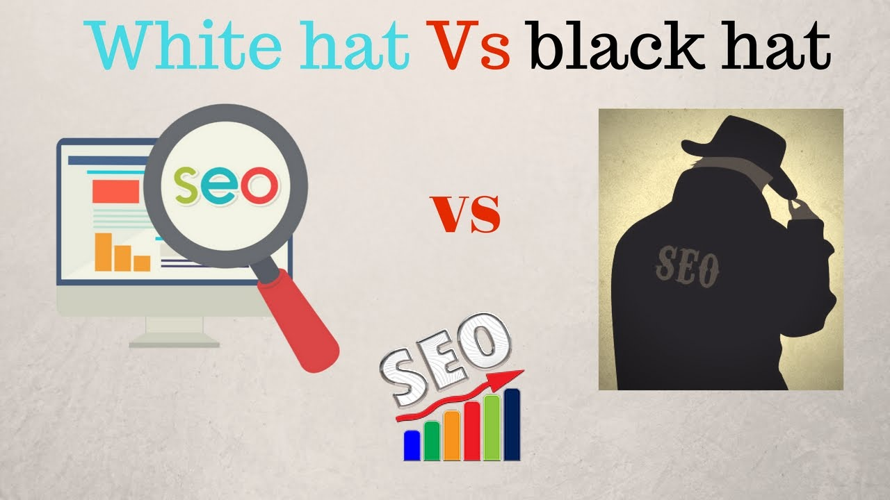 55ec2b2d0d7 What is difference between white hat and black hat SEO -Hindi - YouTube