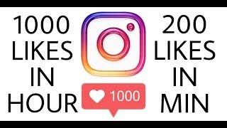 Real Instagram Likes | Real Instagram Comments | Best App For Instagram