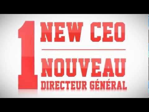 CIS to announce new CEO Thursday / Annonce du nouveau DG de SIC jeudi