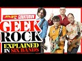 Everything You Need To Know About Geek Rock Explained in Six Bands