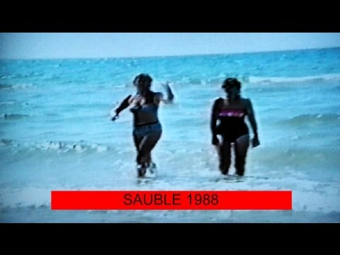 Sauble Beach Vacation 1988 (VHS)