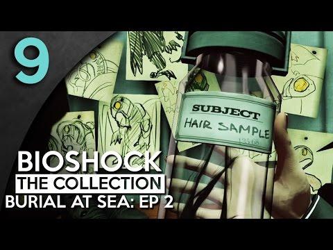 Let's Play BioShock Infinite Burial at Sea Episode 2 Part 9 - Hair Sample [Burial at Sea Gameplay]