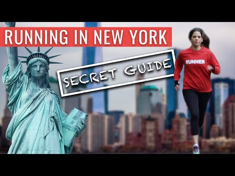 Secret Guide To Running In NEW YORK