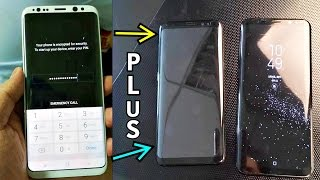 SAMSUNG GALAXY S8 PLUS WHITE LEAKS OUT!!!