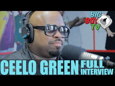 "CeeLo Green on His New Album ""Heart Blanche"", Getting Engaged, And More! (Full Interview) 