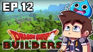 Dragon Quest Builder #12 | RISQUER SA VIE POUR UN BURGER