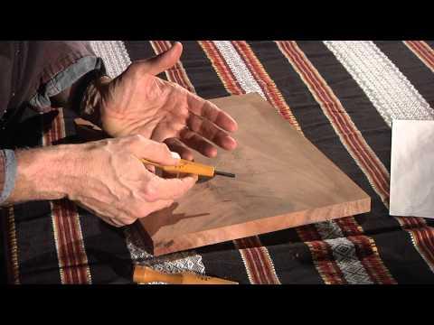 Endangered Alphabets: Carving