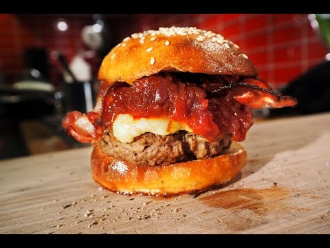 Hamburger dla nieporuchanych grubasów