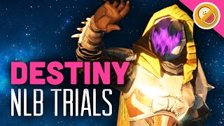 Destiny Trials of Osiris Highlights - No Land Beyond & Sidearm Only w/ kjhovey