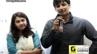Jiiva and Supriya Celebrates Platinum Day of Love at Nathella Jewellery