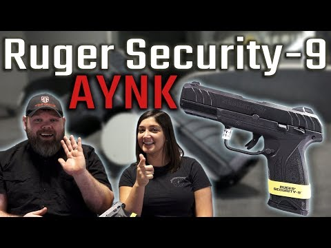 Everything You Need to Know About the Ruger Security-9