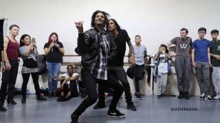 Les Twins | Larry's Freestyles 12.17.16