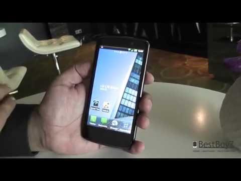 Hands on LG P936 OPTIMUS True HD LTE BoyBestZ