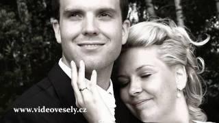 Ukázka svatby - zpomalovačka (s kolorizací)