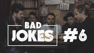 BAD JOKES 6 #NoapteaTârziu | Cuza & Quick VS Cotofana & CRBL