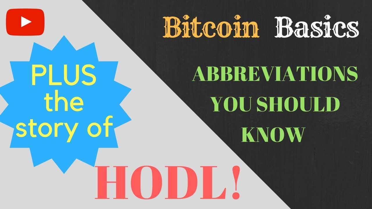 abbreviation for cryptocurrency