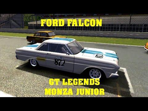 GT Legends - Ford Falcon - Monza Junior Single Race - PC Games  
