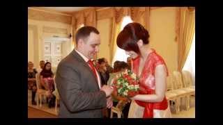 Свадьба в японском стиле Фёдора и Альбины