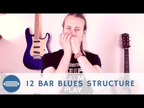 What Is A 12 Bar Blues And How To Count Through It On A Harmonica