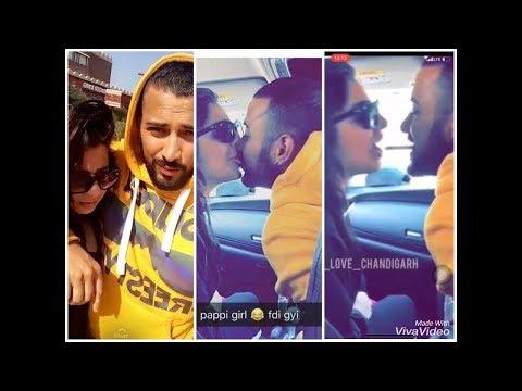 Garry Sandhu Jasmine Sandlas Kissing Love ਦੇਖੋ Full Video Oops Tv