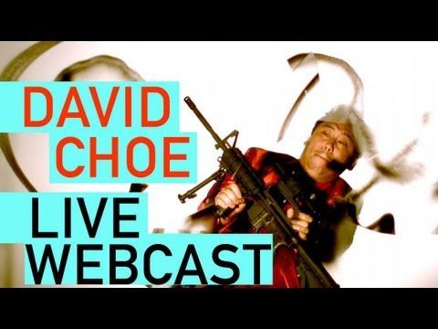myFINBEC 2013 - Graffiti Art & Wine Exhibition - David Choe at Cave Fin Bec