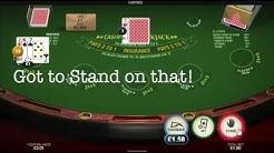Coral Casino: Cashback Blackjack