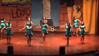 Baile de Mambo N° 8 Semana Colegial Loyola-Gumilla