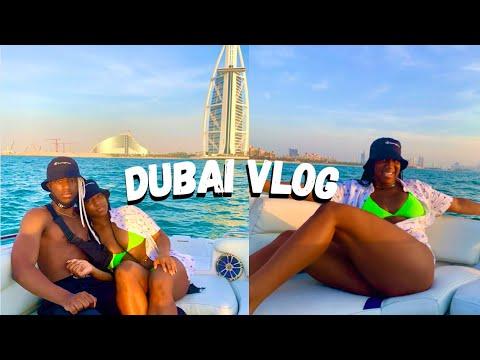 DUBAI VLOG | Burj Khalifa, Dubai Mall, Atlantis, Ski Dubai + More!