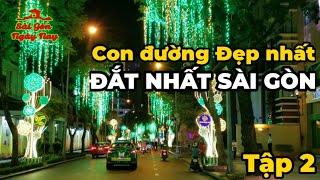 Ngắm con đường bạc tỷ Đồng Khởi Sài Gòn (giá đất cao ngất) đẹp nhất dịp Tết 2020