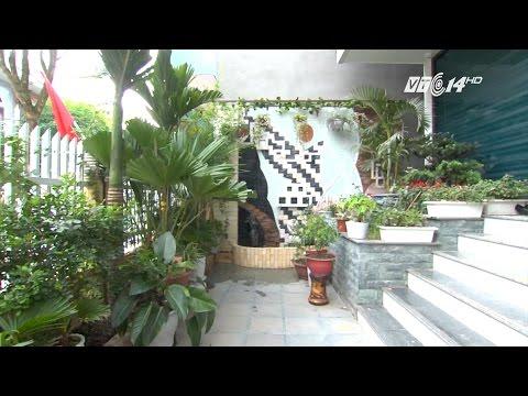 """(VTC14)_ Khám phá """"kiến trúc độc đáo vườn trong phố và sắp đặt"""""""