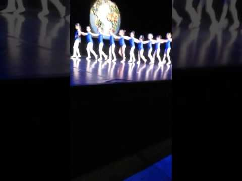 Soirée Gala danse école genest biard