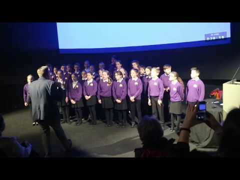 North Lakes School steal the show at CLIC's LOC in the Lakes event (@SingUpTweets)
