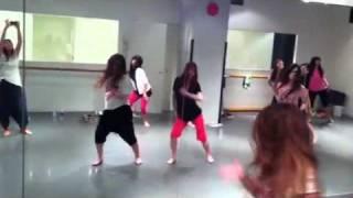 DANCE Lesson 2011.5.11.
