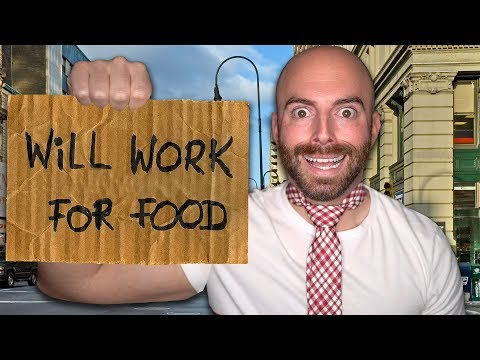 The Most RIDICULOUS Things People Did to Get a Job!