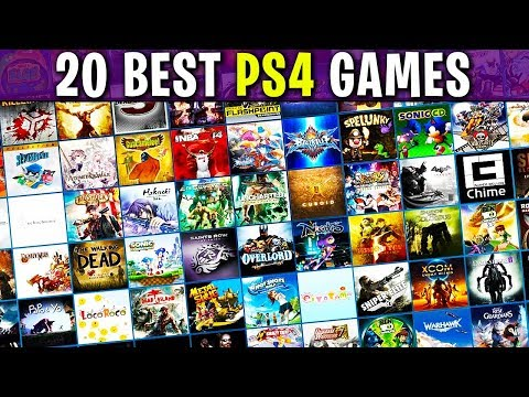 #1 WON'T SHOCK YOU - Top 20 BEST PS4 Games of ALL TIME (Playstation 4) Chaos