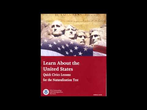 N-400: Learn About the United States