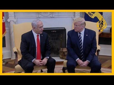 ???? ????واشنطن بوست: خطة #ترامب تمنح حكماً ذاتياً محدوداً للفلسطينيين  - نشر قبل 2 ساعة