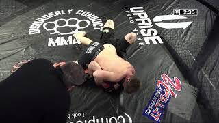 Tyler Johnson vs Nyle Bartling - Dynasty Combat Sports Seasons Beatings 2018