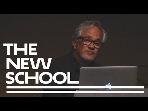 Public Art Fund Talks at The New School: Anish Kapoor