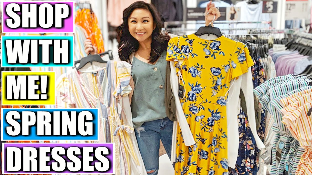 [VIDEO] - JCPenney Shop With Me & Haul - Spring Dresses! 4