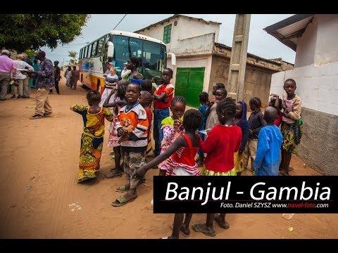 Banjul Gambia Africa