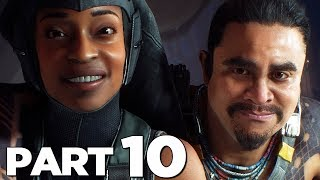 ANTHEM Walkthrough Gameplay Part 10 - DAX (Anthem Game)