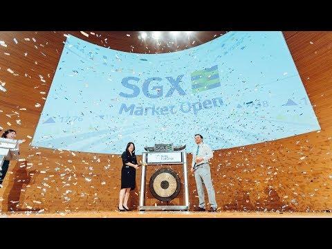 Baltic Exchange Asia – SGX Securities Market Open